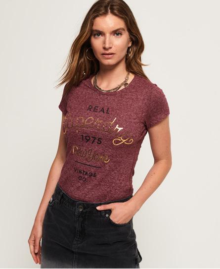 Superdry Superdry Real Vintage Co 75 T-shirt