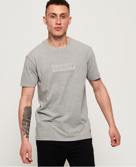 Superdry Superdry International Youth box fit T-shirt