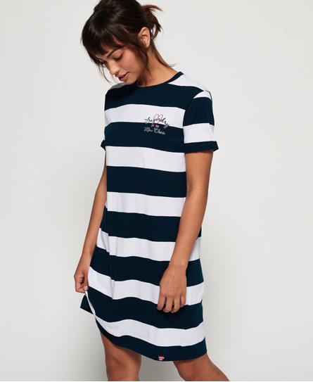 Superdry Superdry Josie T-shirtkjole