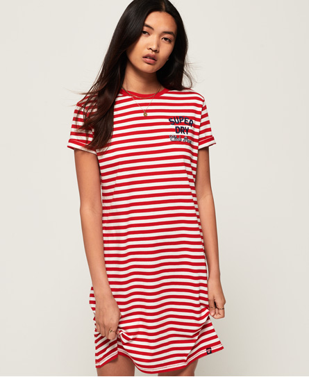 Image of Superdry Abito a T-shirt Josie