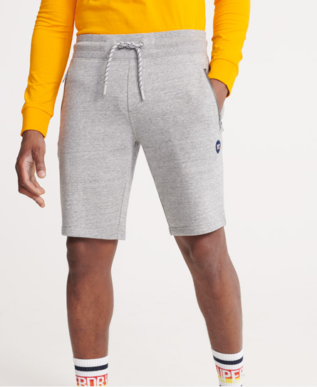 Superdry Collective Shorts In Grey