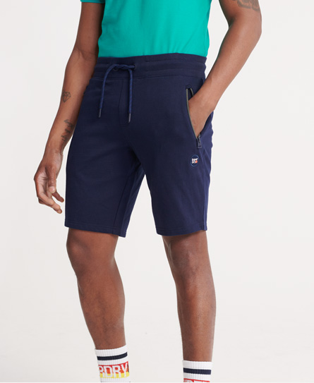 Superdry Collective Shorts In Navy