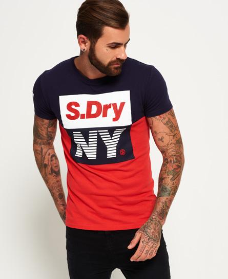 Superdry Sport Panel T-shirt