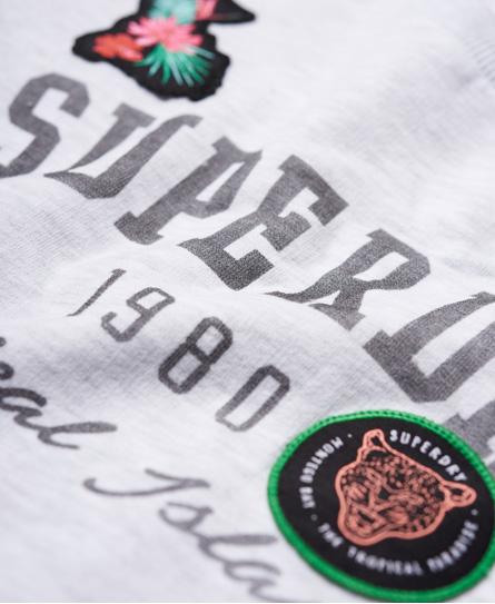 Superdry Harriet Patch Crew Sweatshirt