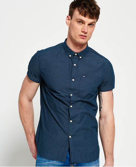 Superdry Shoreditch buttondown-skjorta