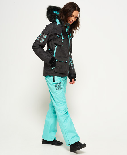 Superdry Pantalon Snow