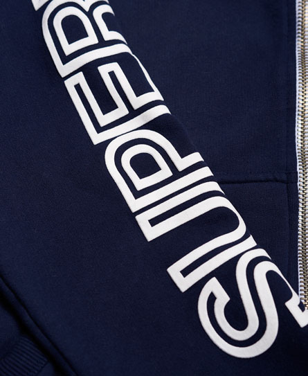 Superdry International Sleeve Kapuzenjacke