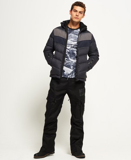 Superdry Ski Assassin Down Puffer Jacket