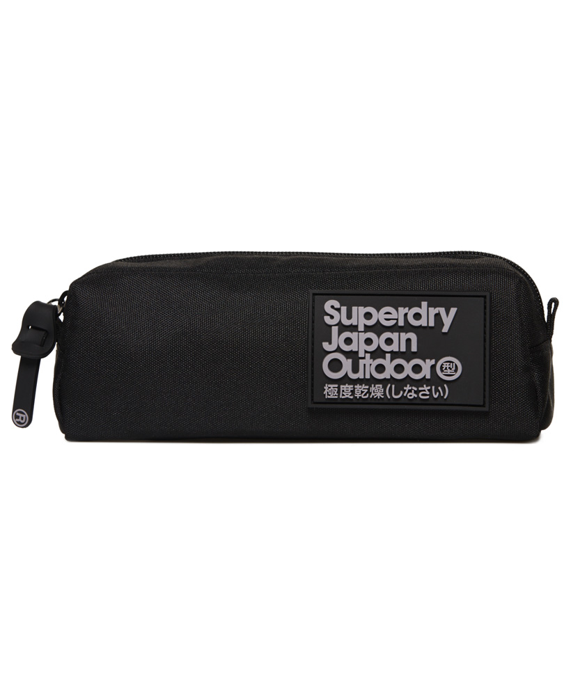 Superdry real montana pencil case bluewater for Realistic fish pencil case