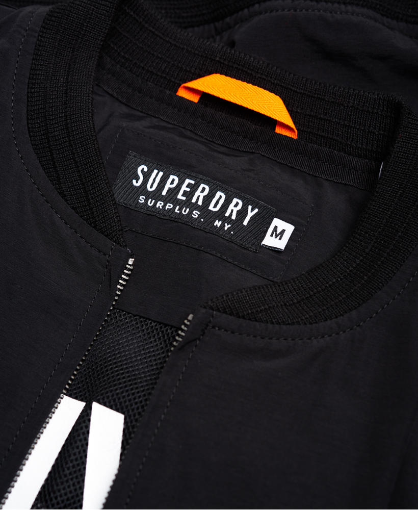Superdry-Mens-Surplus-Goods-Shadow-Bomber-Jacket thumbnail 12