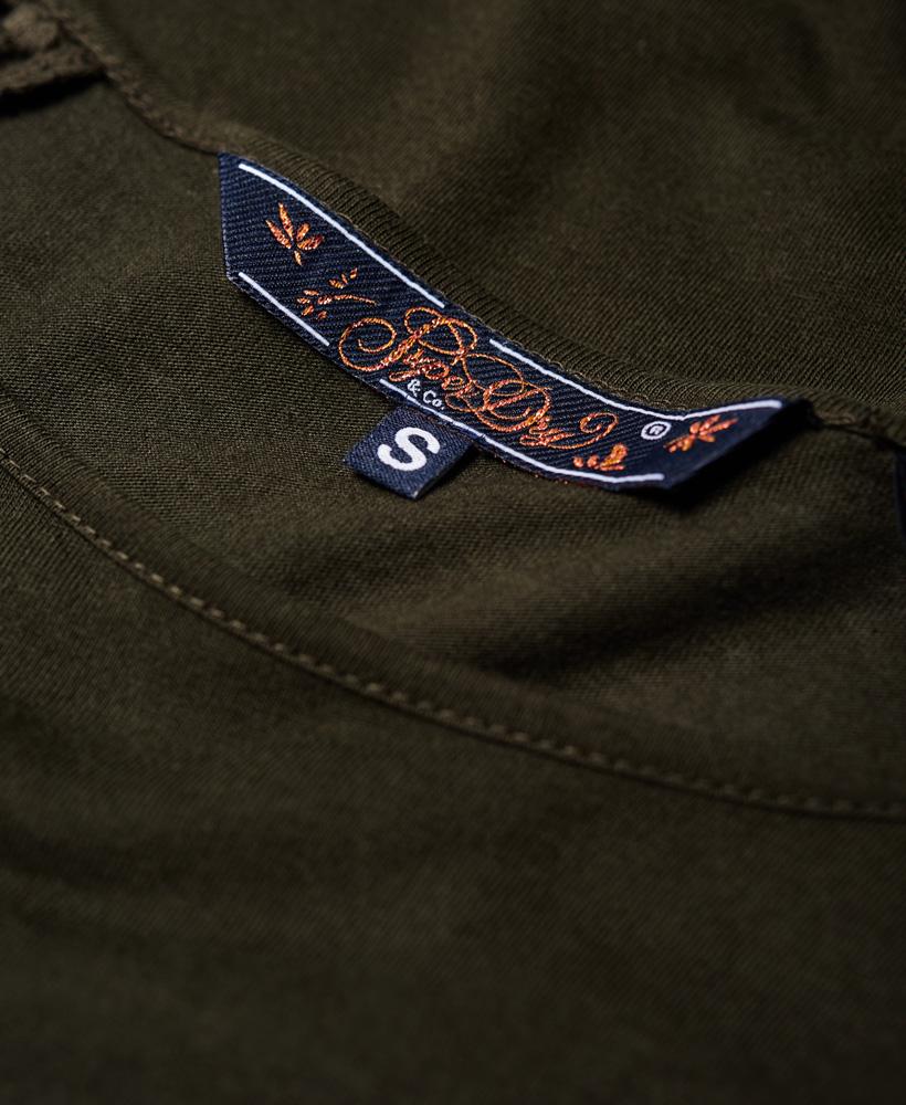 Superdry-Embroidered-Raglan-T-shirt thumbnail 12
