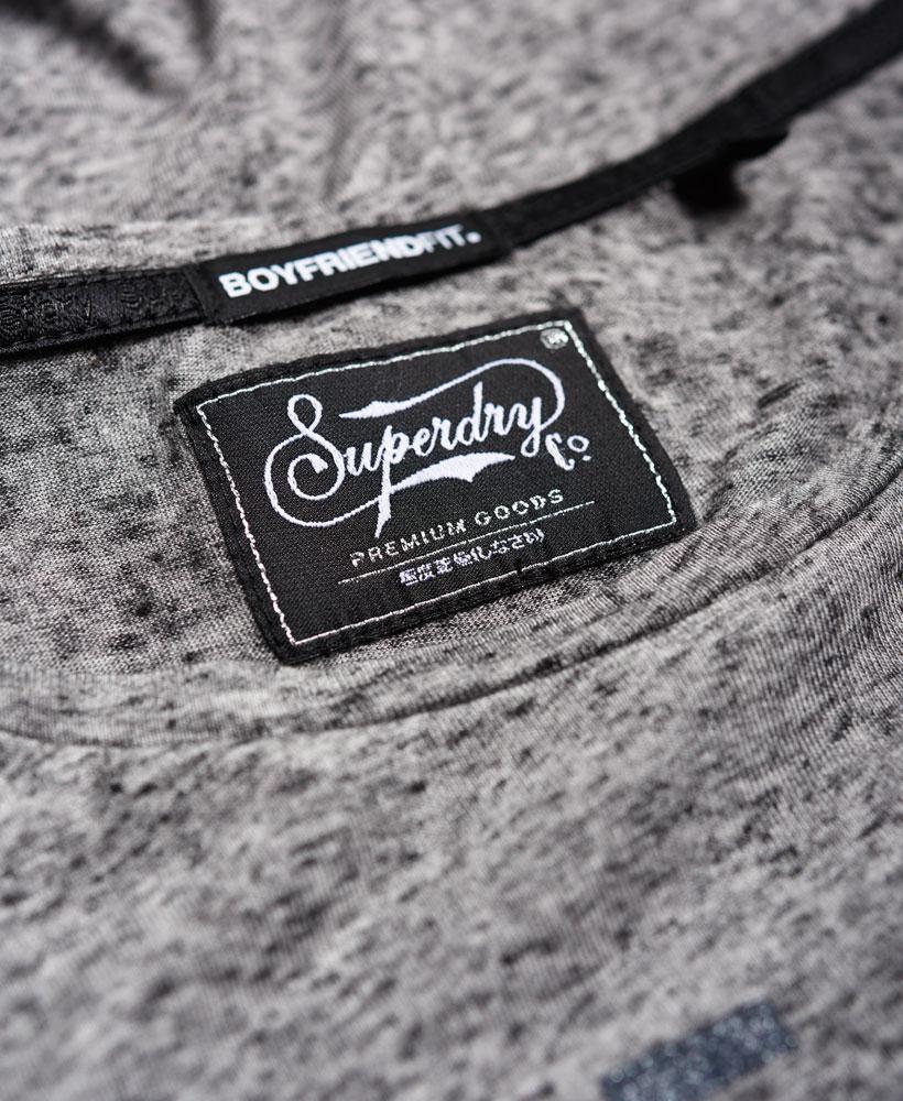 Superdry-Keep-It-Boyfriend-T-shirt thumbnail 11