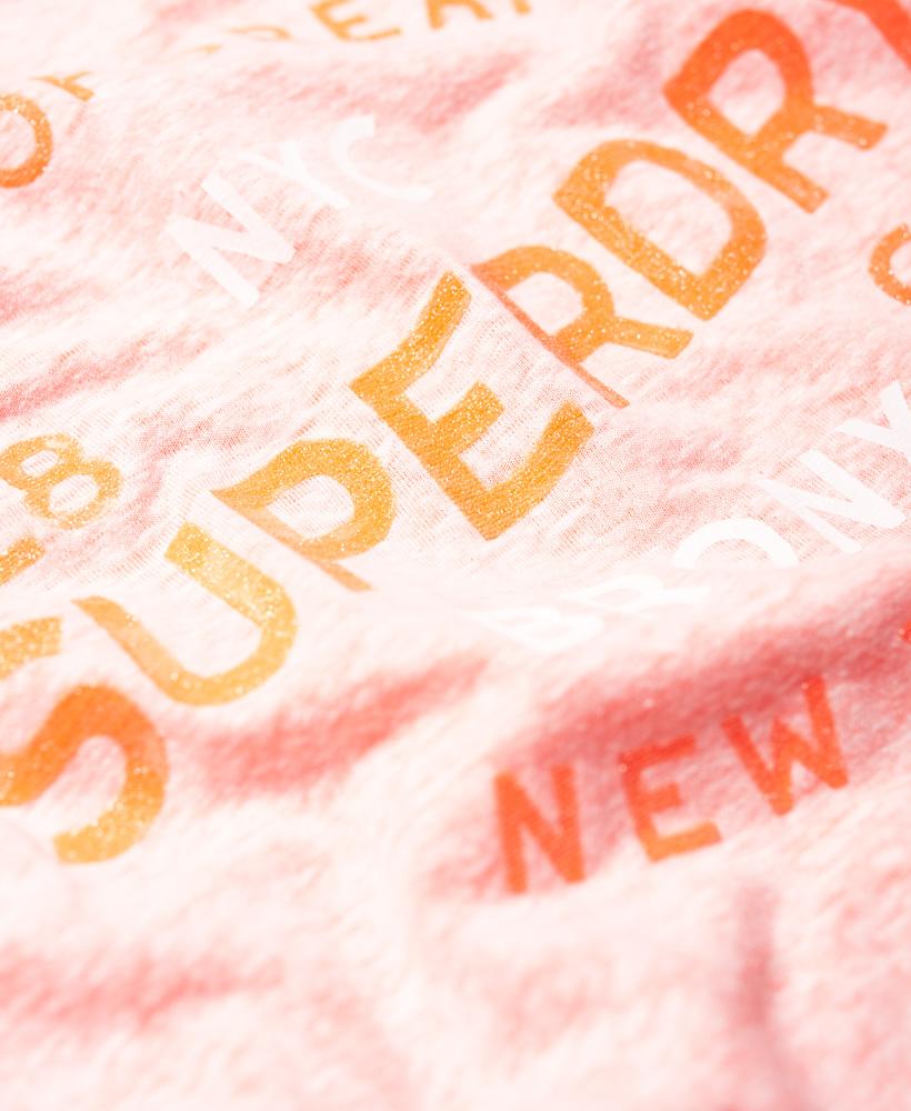 Superdry-City-of-Dreams-T-Shirt miniatura 13