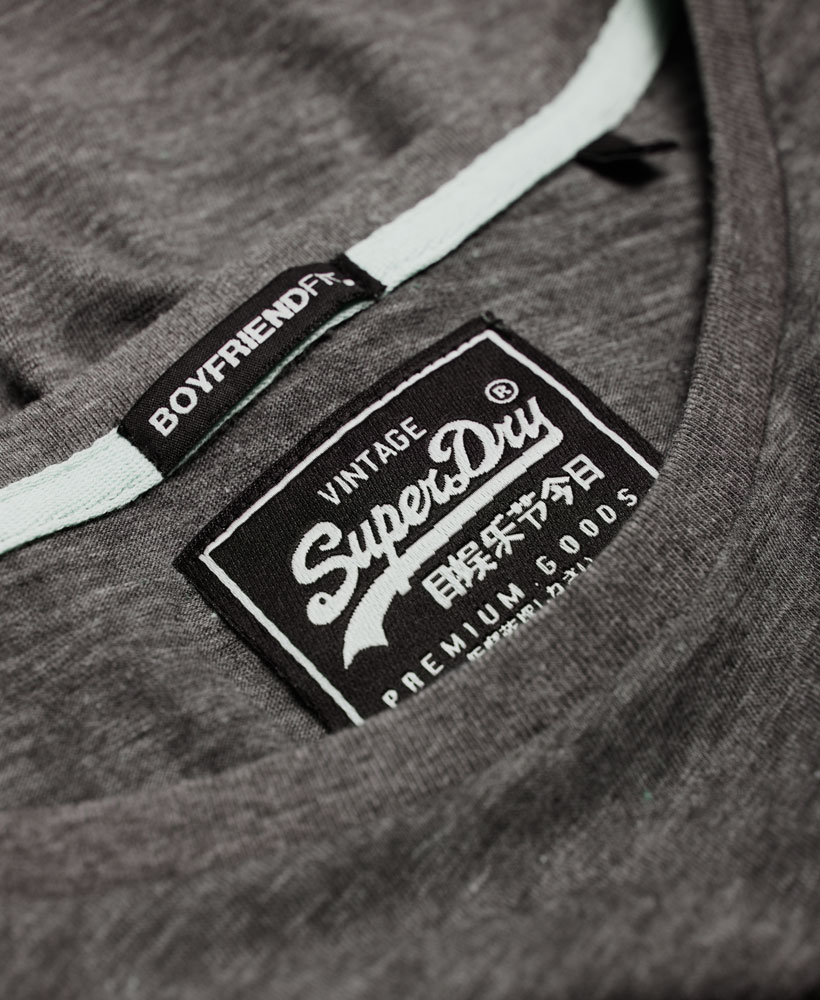 Superdry-Vintage-Logo-Boyfriend-T-shirt thumbnail 11