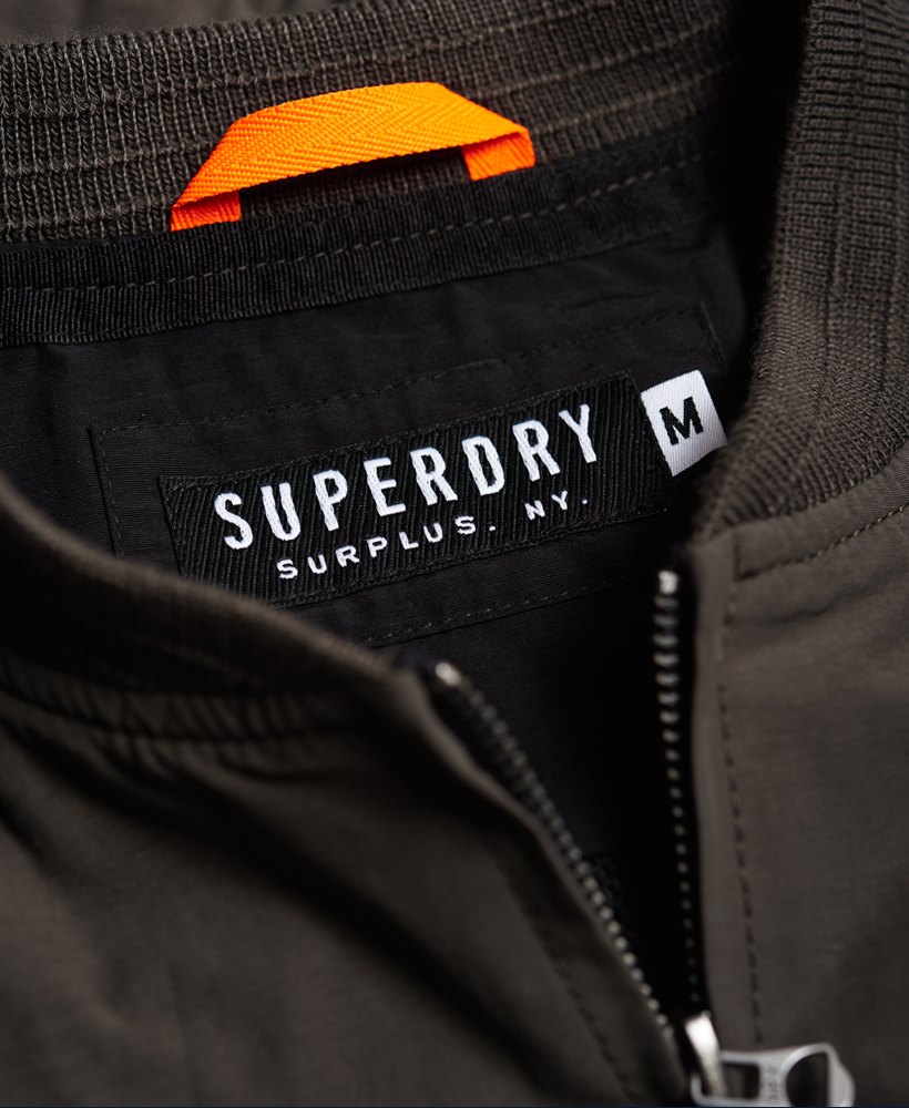 Superdry-Mens-Surplus-Goods-Shadow-Bomber-Jacket thumbnail 19