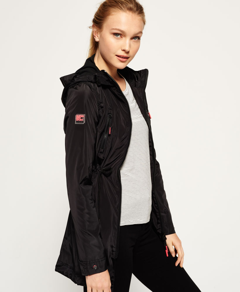 Product photo of Superdry sports mac coat