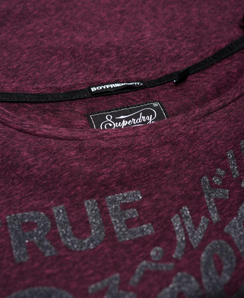 Superdry-Keep-It-Boyfriend-T-shirt thumbnail 17