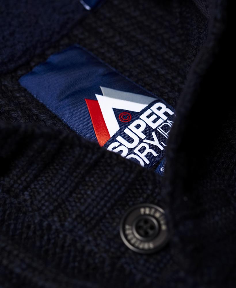 Superdry-Herren-Mariner-Henley-Pullover Indexbild 25