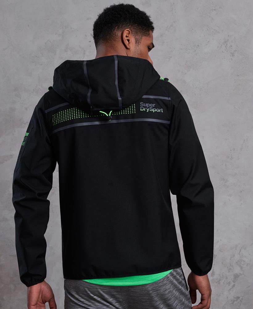 Superdry-Herren-Sport-Sd-Windtracker-Jacke miniatura 35