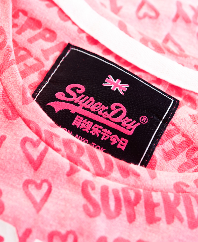 Superdry-Vintage-Logo-Burnout-T-Shirt thumbnail 19