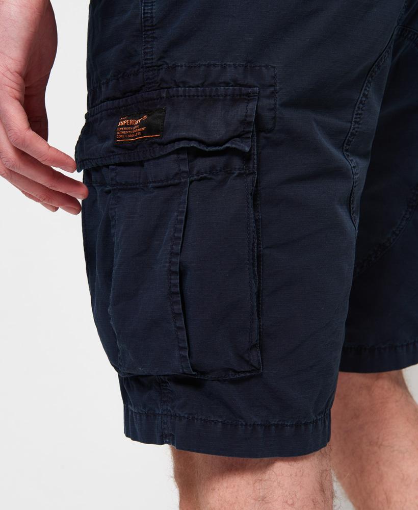 Superdry-Herren-Core-Lite-Ripstop-Cargo-Shorts miniatura 8