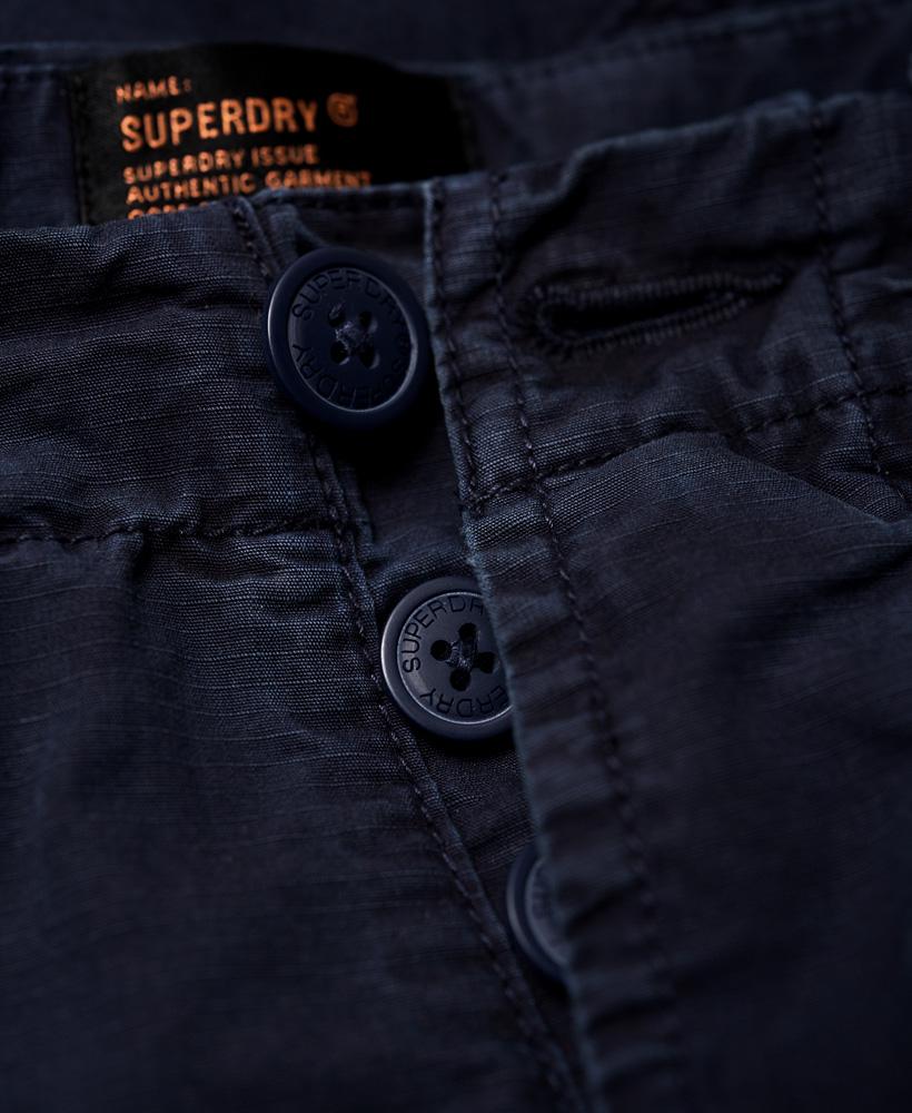 Superdry-Herren-Core-Lite-Ripstop-Cargo-Shorts miniatura 9