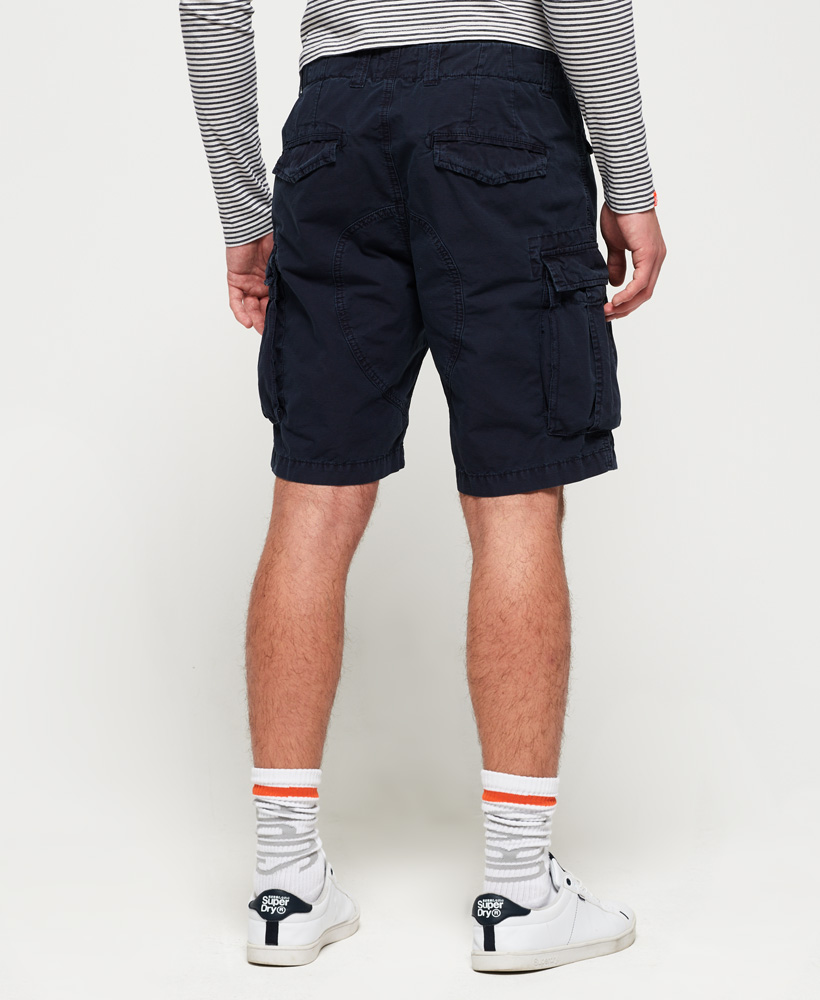 Superdry-Herren-Core-Lite-Ripstop-Cargo-Shorts miniatura 7