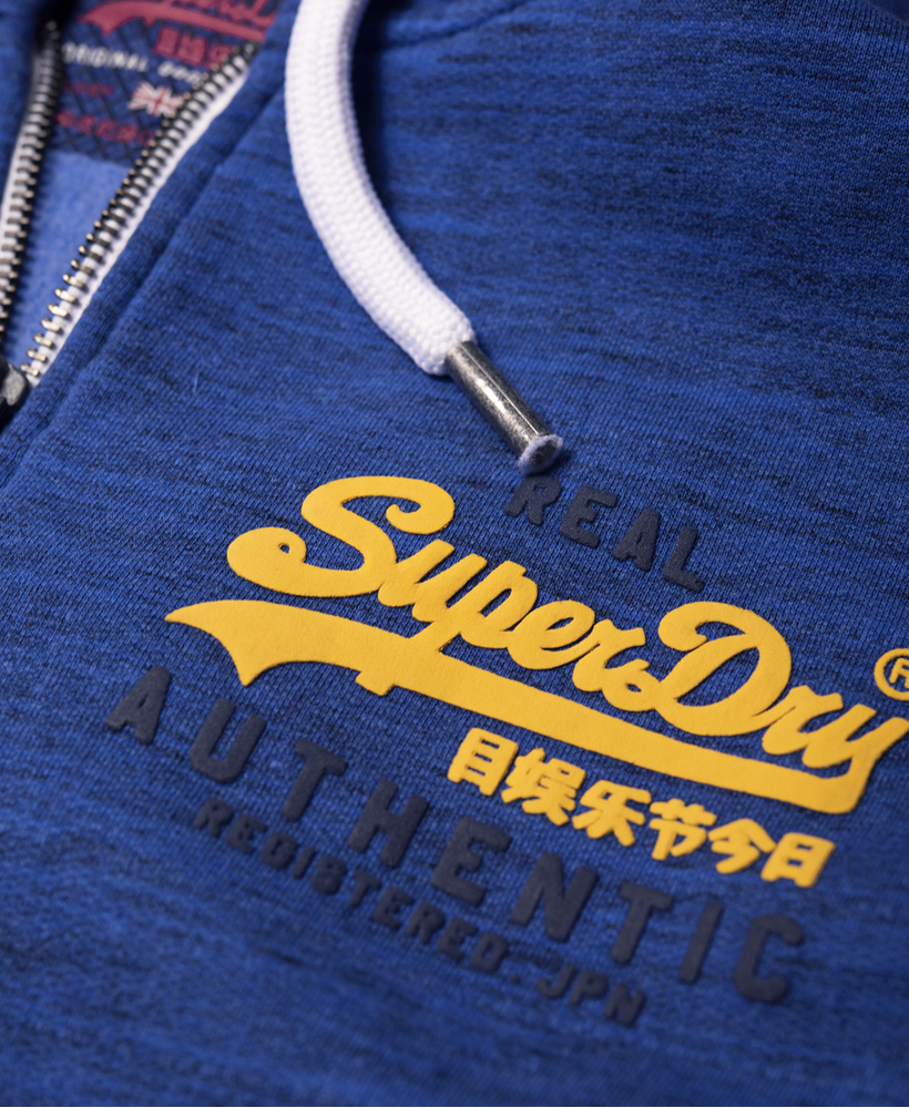 Superdry Vintage Authentique Duo Sweat à capuche | eBay