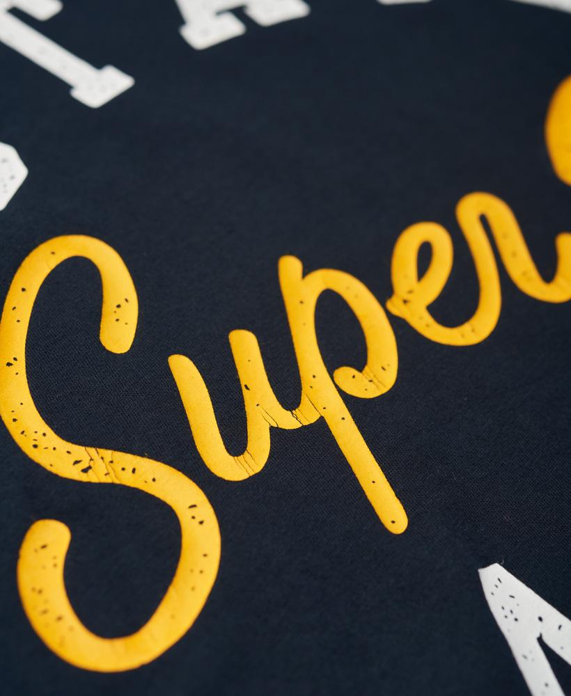 Superdry-Varsity-State-T-Shirt thumbnail 4