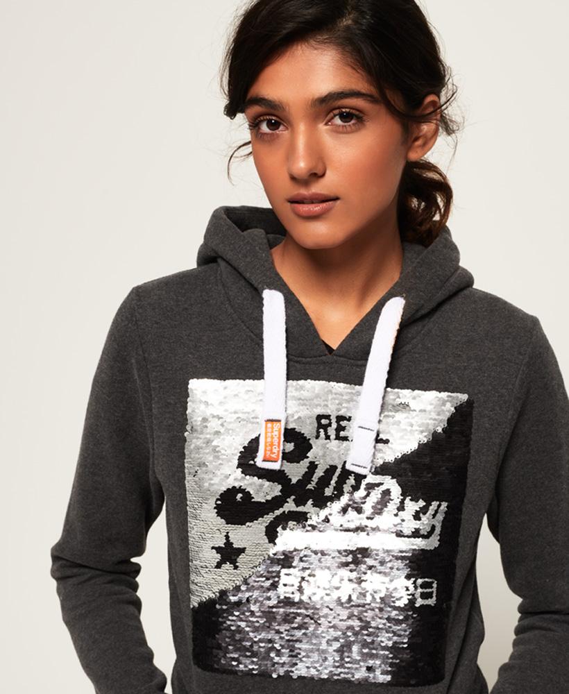 Superdry-Premium-Sequin-Hoodie thumbnail 12