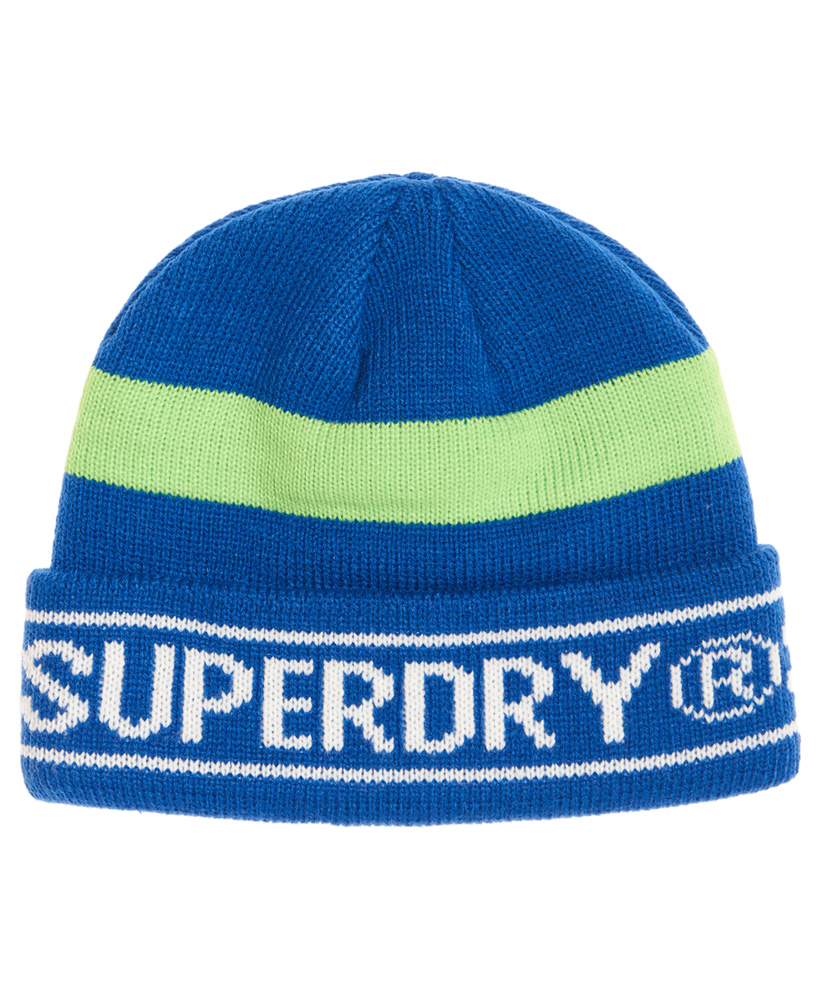 Superdry-Mens-Body-Pop-Beanie-Size-1Size thumbnail 5