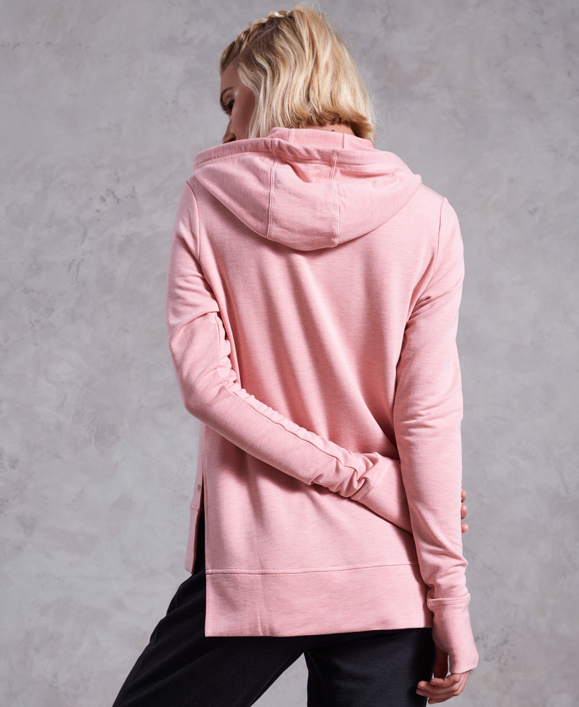 Superdry-Womens-Active-Studio-Luxe-Hoodie thumbnail 4