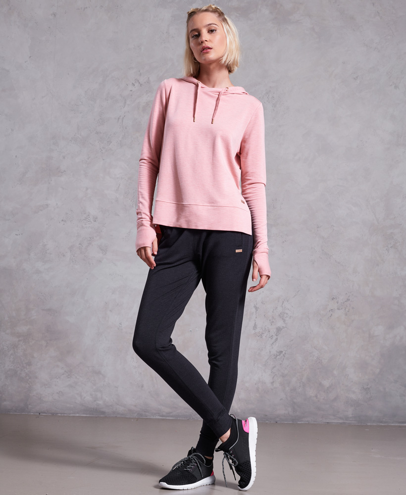 Superdry-Womens-Active-Studio-Luxe-Hoodie thumbnail 3