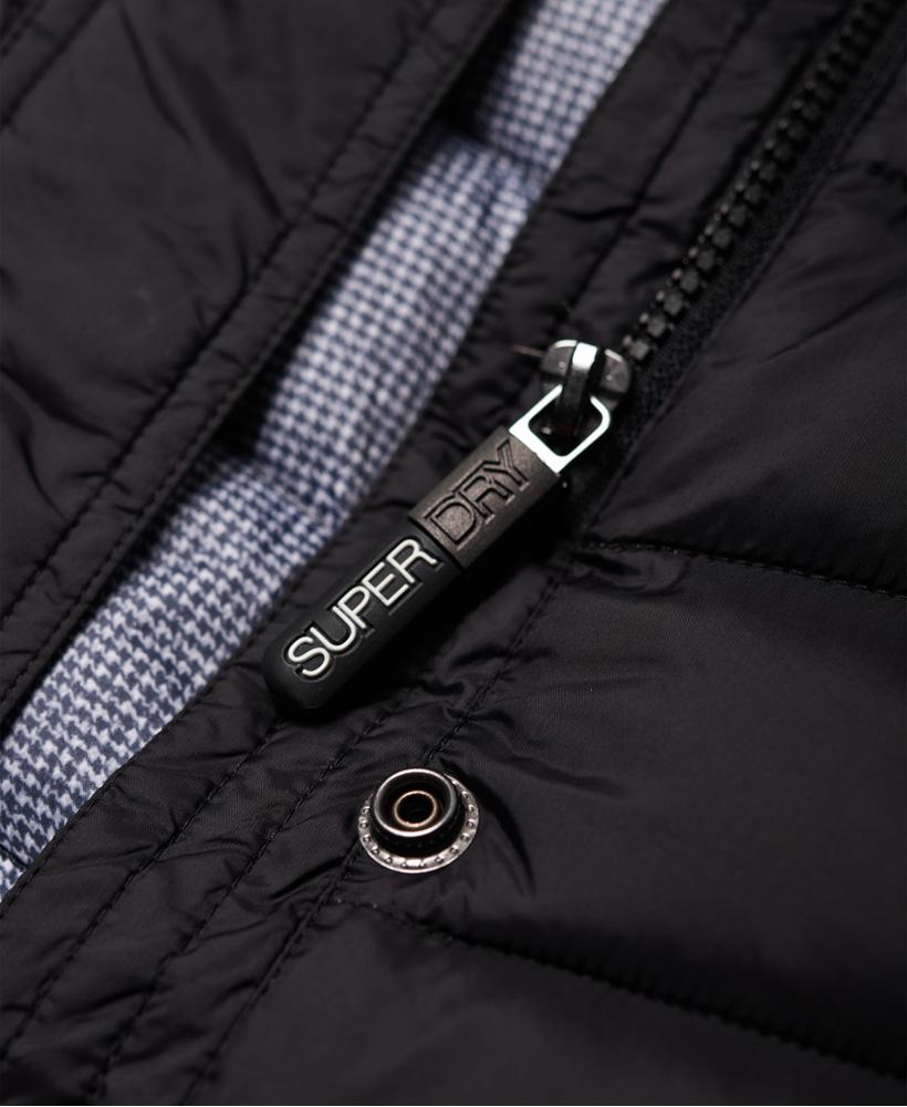 Superdry Chevron Faux Fur Super Fuji Jacket | eBay