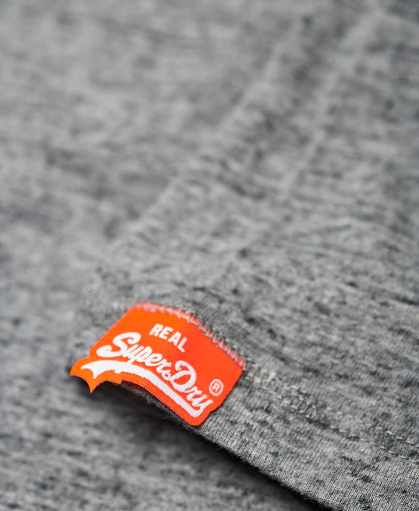 thumbnail 24 - Superdry Mens Orange Label Vintage Embroidery V-Neck T-Shirt
