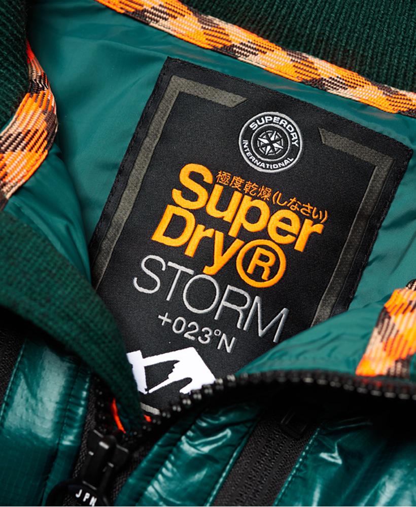 Indexbild 35 - Superdry Herren Storm Hybrid Kapuzenjacke
