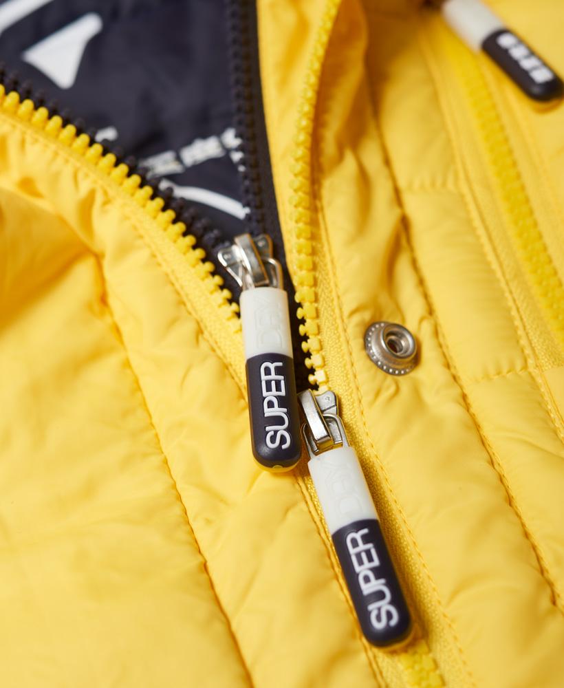 Superdry-Womens-Fuji-Slim-Double-Zip-Hooded-Jacket thumbnail 26