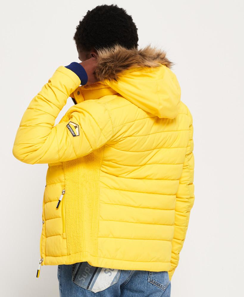 Superdry-Womens-Fuji-Slim-Double-Zip-Hooded-Jacket thumbnail 25
