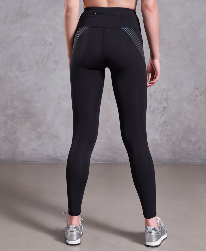 Superdry-Damen-Performance-Leggings Indexbild 32