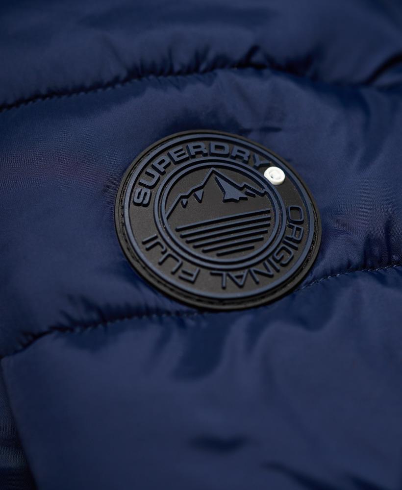 Superdry-Chevron-Faux-Fur-Super-Fuji-Jacket thumbnail 14