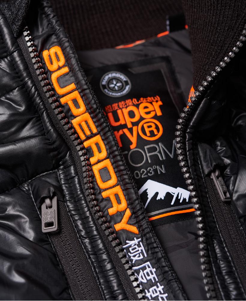 Indexbild 14 - Superdry Herren Storm Hybrid Kapuzenjacke