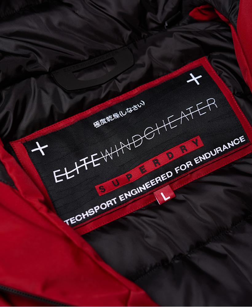 Superdry-Wattierte-Elite-SD-Windcheater-Jacke miniatura 21