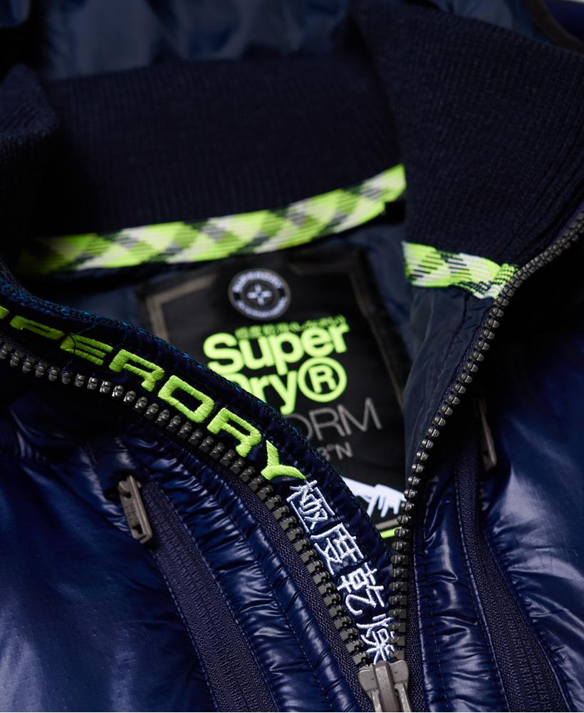 Indexbild 6 - Superdry Herren Storm Hybrid Kapuzenjacke