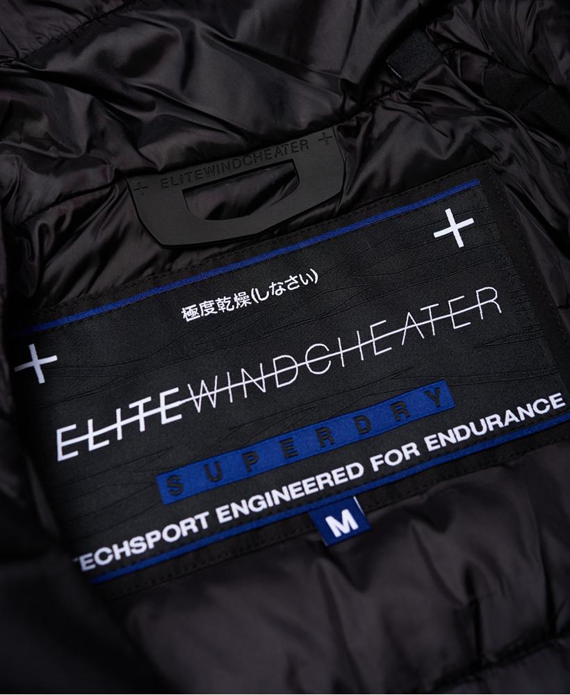 Superdry-Wattierte-Elite-SD-Windcheater-Jacke miniatura 28