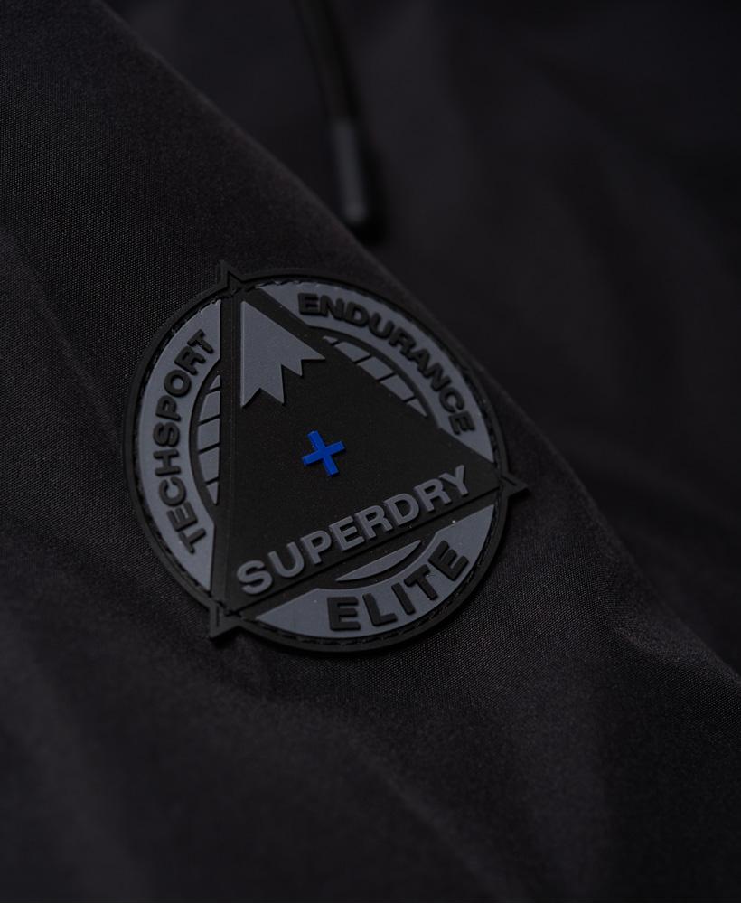 Superdry-Wattierte-Elite-SD-Windcheater-Jacke miniatura 29