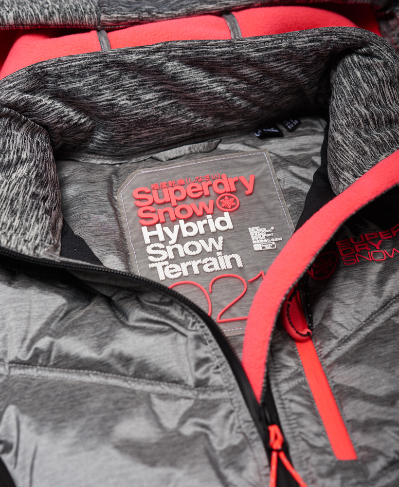Superdry-Softshell-Hybrid-Jacket miniatuur 6
