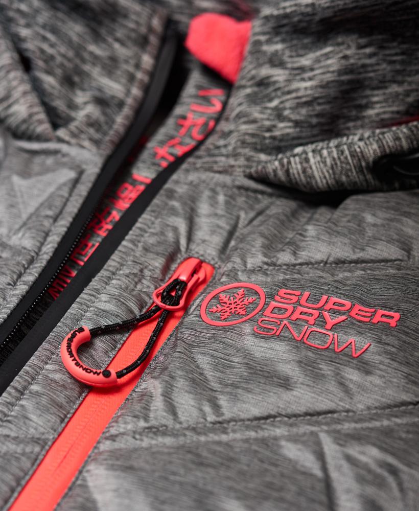 Superdry-Softshell-Hybrid-Jacket miniatuur 7