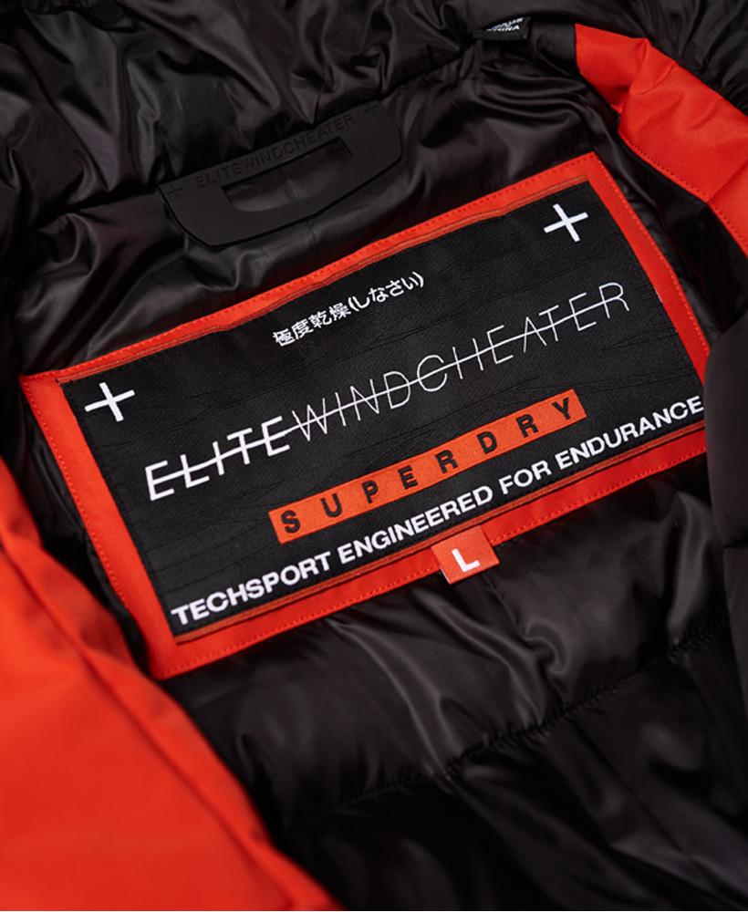 Superdry-Wattierte-Elite-SD-Windcheater-Jacke miniatura 14