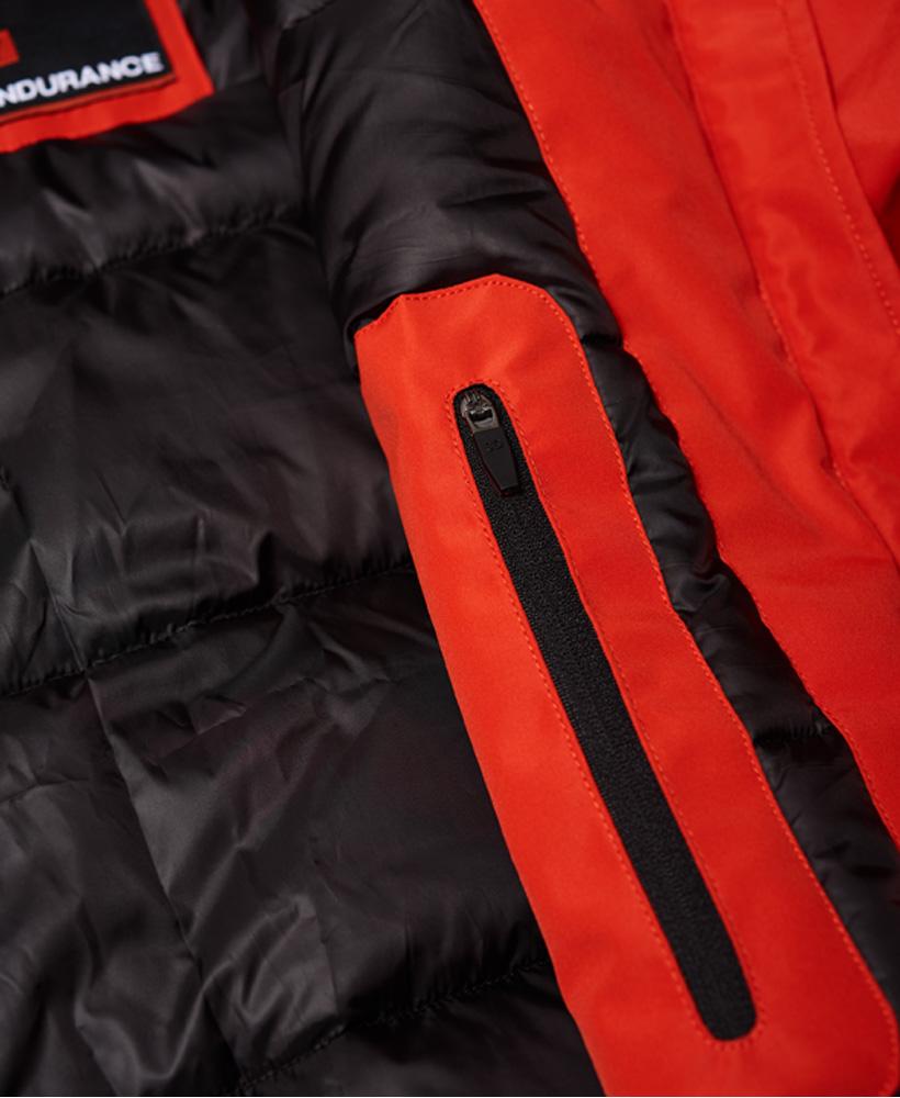 Superdry-Wattierte-Elite-SD-Windcheater-Jacke miniatura 15