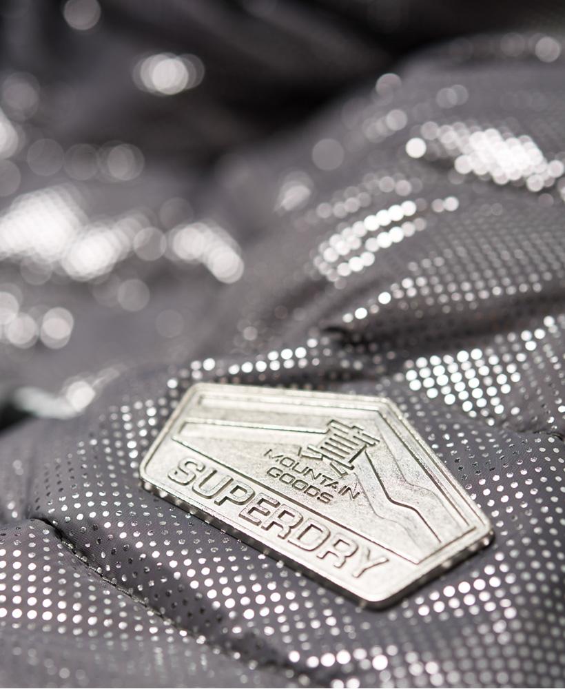 Superdry-Womens-Fuji-Slim-Double-Zip-Hooded-Jacket thumbnail 40